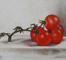 Tomatoes 1 by Rineke de Jong