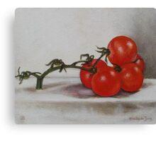 Tomatoes 1 Canvas Print