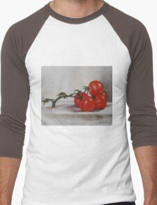 Tomatoes 1 Men's Baseball ¾ T-Shirt