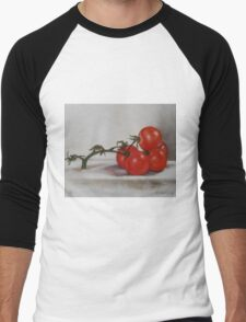 Tomatoes 1 Men's Baseball ¾ T-Shirt
