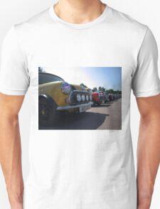 Vintage Mini line up 3 T-Shirt