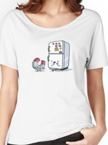 The force of attraction Women's Relaxed Fit T-Shirt