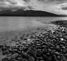 Before Dawn, Lake Te Anau by Michael Treloar