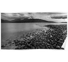 Before Dawn, Lake Te Anau Poster