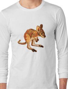 Kangaroo Joey Long Sleeve T-Shirt