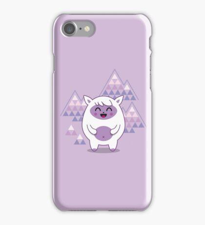 Funny fantastic animal iPhone Case/Skin