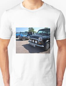 Blue vintage Minis T-Shirt