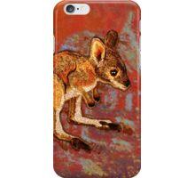Kangaroo Joey iPhone Case/Skin
