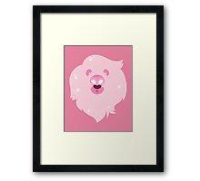 Lion // Steven Universe Framed Print