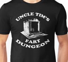 Uncle Tim's Fart Dungeon Unisex T-Shirt