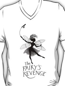 The Fairy's Revenge, or, Poison Ivy T-Shirt