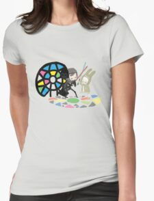 Wars Time Womens Fitted T-Shirt