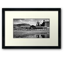 Cambodia: Isolated Industry Framed Print