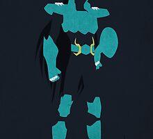 Shiryu Dragon V2 by jehuty23