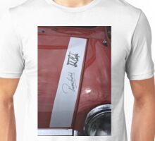 Signed Mini Cooper Unisex T-Shirt