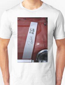 Signed Mini Cooper T-Shirt