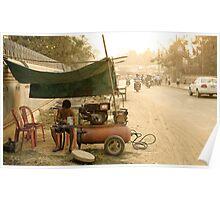 Cambodia: The Mechanic Poster