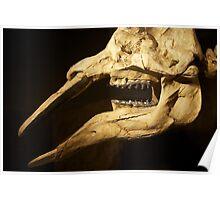 Drumheller Dinosaur Poster