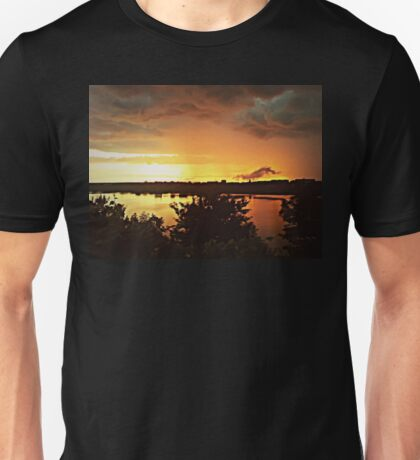 thrill sunset 2 Unisex T-Shirt