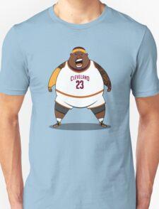 FATTTY Bron in Away Whites T-Shirt