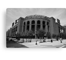 Busch Stadium - St. Louis Cardinals Canvas Print