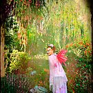 Grove of the Pink Faery by Anne  McGinn