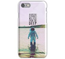 Impossible Astronaut iPhone Case/Skin