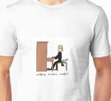 Wolfgang Amadeus Mozfart Unisex T-Shirt