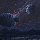 Spacescape by Fil Gouvea