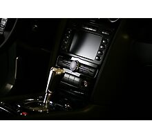 Bentley GT - Moonlight Console - Mansory GT63 Photographic Print