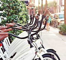 Bikes by Caroline Monaco
