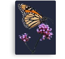 Monarch tee2/prints/products Canvas Print