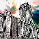 Liverpool Cathedral  by jimofozz