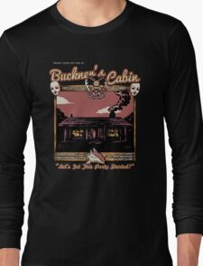 Buckner's Cabin Long Sleeve T-Shirt