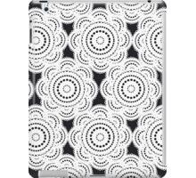 Lace pattern iPad Case/Skin