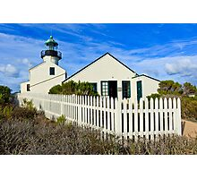 Point Loma Lighthouse Photographic Print