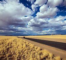 Desert Highway by Jill Fisher