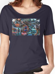 I Can Make You Slip - Design 1 Women's Relaxed Fit T-Shirt