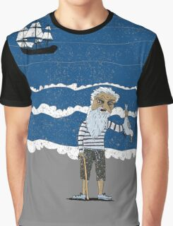 The Ancient Mariner Graphic T-Shirt