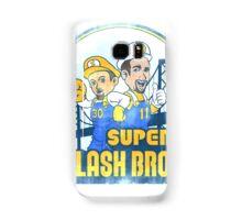 Super Splash Bros  Samsung Galaxy Case/Skin