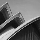 Sydney Opera House Sails by Ross Campbell