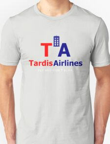 Tardis airlines T-Shirt