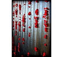 Remembrance  Photographic Print