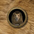 Lion - Mac OS X 10.7 by Dave Martin