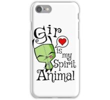 Gir is my Spirit Animal iPhone Case/Skin