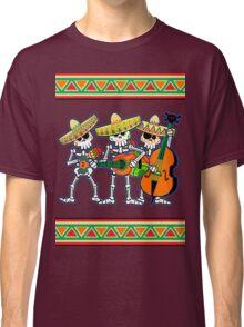los músicos de los muertos Classic T-Shirt