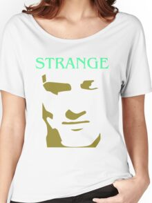 Morrissey Smiths Strange strangeways cartoon Women's Relaxed Fit T-Shirt