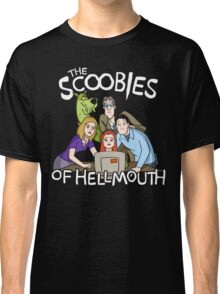 The Scoobies Of Hellmouth Classic T-Shirt