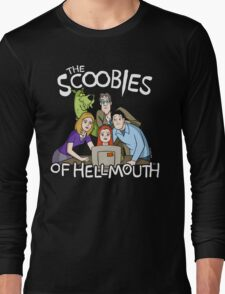 The Scoobies Of Hellmouth Long Sleeve T-Shirt