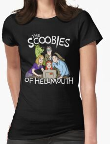 The Scoobies Of Hellmouth Womens Fitted T-Shirt